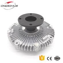 Good Quality engine VG30 parts OEM: 21082 10V10 cheap Aluminium car fan Clutch price