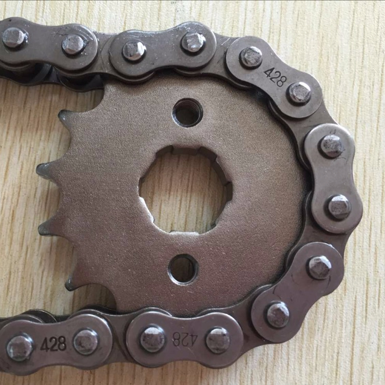 CG125 chain 428-38T sprocket for motorcycle for Honda