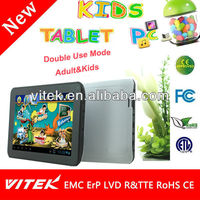 7 INCH Education Smart Pad Kids Tablet PC