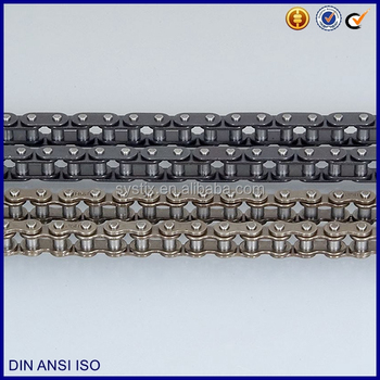High temperature duty enviroment working motorcycle chain