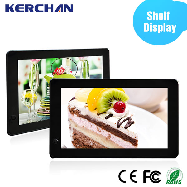 10.1 inch enclosed plastic frame indooruse shenzhen media player