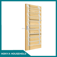 hanging door wine 36 pair over the door shoe rack