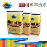 KINGFIX Brand Easy color protective clear coating for car designs
