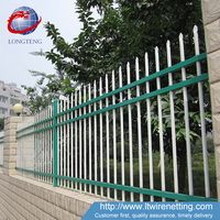 Garden used cheap wrought iron fence panels for sale