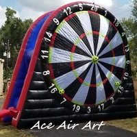 Double Side Giant Inflatable Dart Game