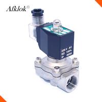 hydraulic valves directional control solenoid valve 24v
