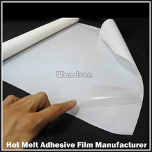 PO Hot Melt Adhesive Film for Fabrics Lamination