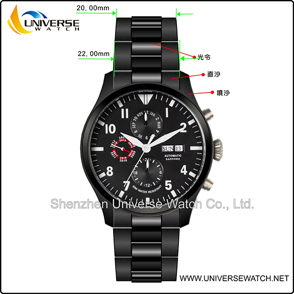 New products watches mens on china market from wholesale alibaba