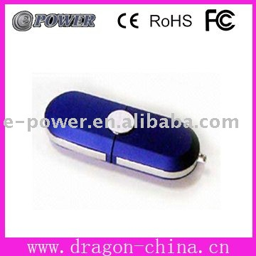 plastic usb flash disk(U07)
