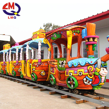 hot sell the children's attractions electric mini train