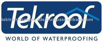 Elastomeric Waterproofing Membranes by Tekroof