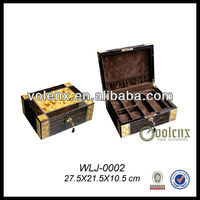 New Product Hand Crafted Shenzhen Seiko Watch Box(BV&SGS)