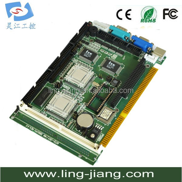 industrial SBC-357/4M CPU Card in Half size (SBC-357/4M )