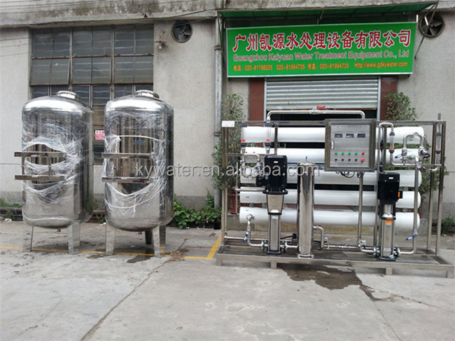 Manufacturer solar power industry demineralization system with ro water filtration