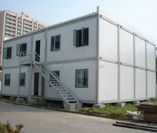 Competitive Price Stable Raintight Container House/Collapsible Container Home/Living/Office/Toilet Container
