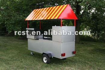 Hot Dog Cart, Food Cart - RC-HDC-05