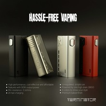 High Quality and Low Price Teslacigs Terminator 90W Vape Box Mod for Wholesale