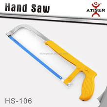 Plastic handle stainless steel Frozen meat and bone Cutting Saw hand held
