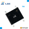 TB2S TB4S TB6S TB8S TB10S SMD silicon bridge rectifier diode