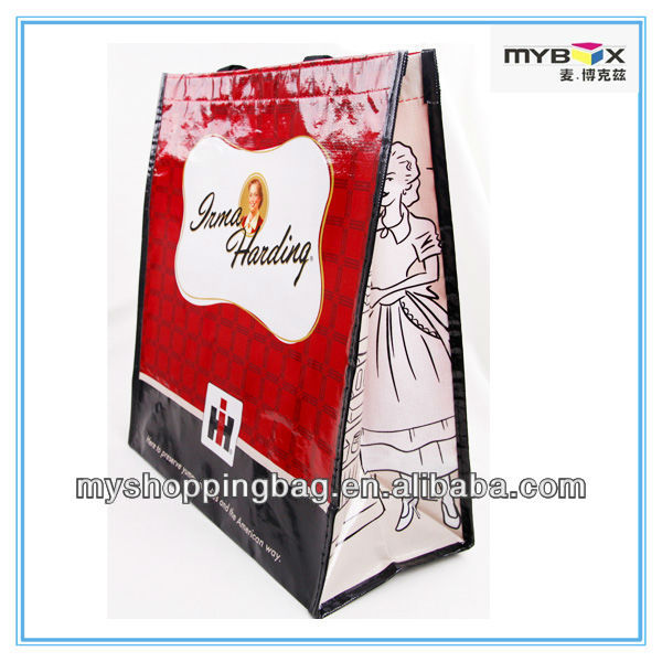 2013 Wenzhou Nonwoven Shopping Bag