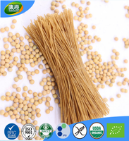 Best selling Free sample organic high protein vegan gluten free names of soy pasta somen noodle