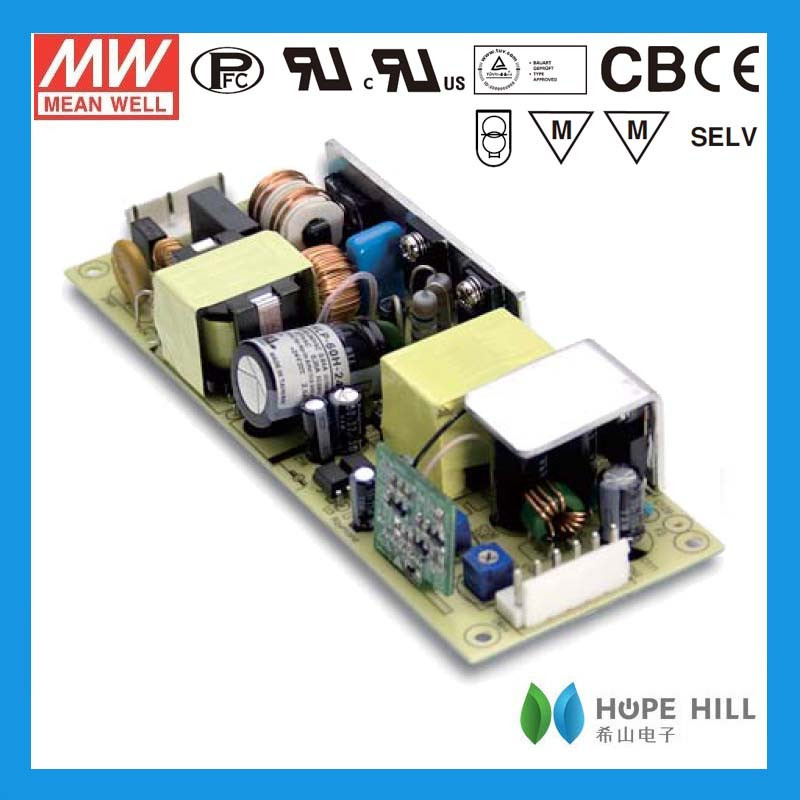 Original MEAN WELL 80W Single Output Switching Power Supply HLP-80H-30