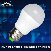 Jay lighting SMD2835 3W LED Bulb E27 3 years warranty