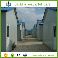 Good looking and living comfortable wood prefabricated villa for sale