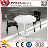 The Most Popular top level Chinese restaurant round table furniture