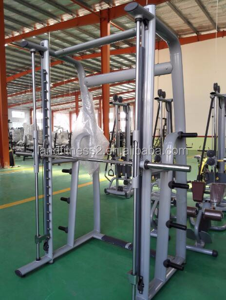 Competitive Price 3mm thickness gym Multipower/sport training equipment/gym equipment