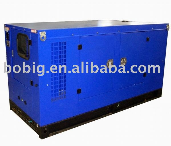 2011 Hot Sale! 10-1000kva Different Brand Silent Diesel Generator with CE,ISO