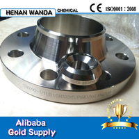 Factory direct sale precision casting stainless steel flange