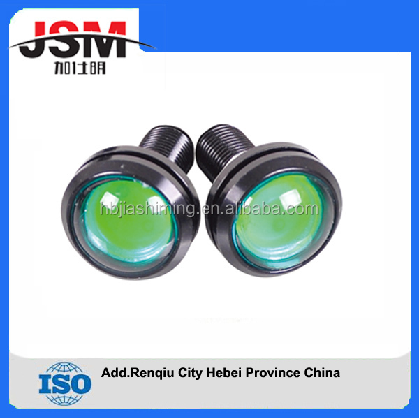 auto led daytime running light, super bright led eagle eye with lens for car