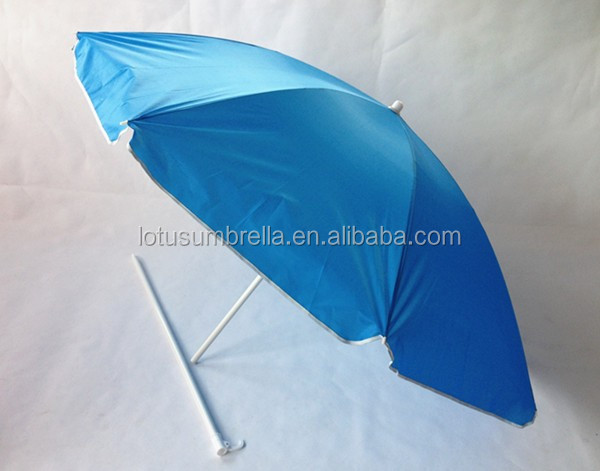 High quality advertising beach umbrella / outdoor umbrella