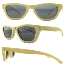 Bamboo and wooden Sunglasses Custom Logo Free Wholesale China