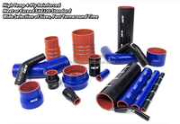 weather resistant silicone rubber tube 60mm silicone tube