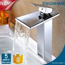 Online shopping modern design deck mounted wall mounted waterfall faucets no watermark
