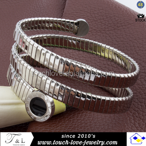 Wholesale Fashion in stainless steel bracelet jewelry bisuteria