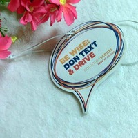 Promotional Gift Paper Air Freshener