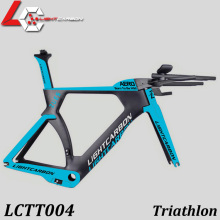 2017 new carbon tt bike frame LCTT004 carbon tt frame for time trial and triathlon racing