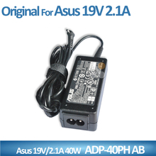 ORIGINAL/OEM mini laptop charger for asus eee pc ac adapter ADP-40PH AB