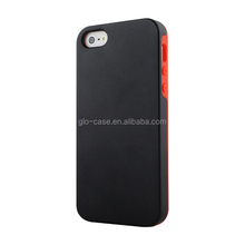 Rugged mobile phone silicone case for iphone 5 case