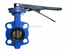 Center Line Type Viton Rubber Sealing Ring Butterfly Valve Seat Ring