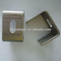 CNC Machinery Stamping And Bending Motorcycle Zinc Plated Steel Parts