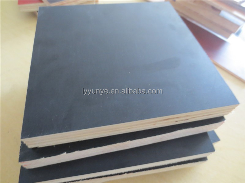marine film faced plywood ,combi core ,13 layers/marine plywood with brand name