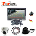 7 Inch TFT Monitor Reversing System With Night Vision IR LED Rear View Camera