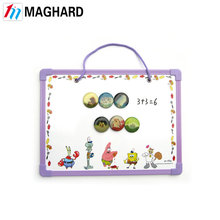 China factory directly magnetic whiteboard with a marker pen + fridge magnet