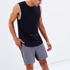 High quality polyester spandex custom dry fit sportswear , gym fitness clothing