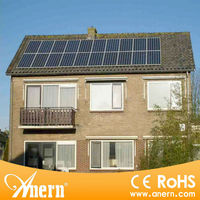 15KW strong environment adaptiveness photovoltaic panel for on grid systems