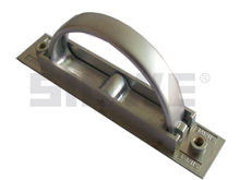 Semi-circle shaped metal cabinet handle for cabinet